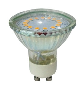 led bulb 5w gu10 r50 reflector floodlight ice white. Black Bedroom Furniture Sets. Home Design Ideas