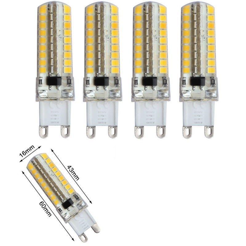 Led Bulb 8w G9 Led Capsule Dimmerable Bulb Ice White 2000 Test